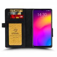 Чохол книжка Stenk Wallet для Meizu Note 9 Чорний (64143)