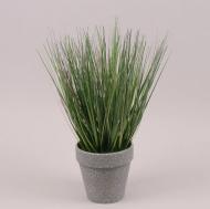 Искусственное растение в горшке Flora 40 см (26772)