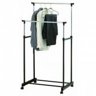 Вешалка-стойка UKC Double Bar Rack Hight Ajustable до 30 кг