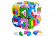 Іграшка сортер Технок Суперлогіка 50,5х85х63 см Різнобарвний (2650)
