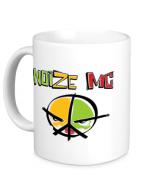 Кружка Noize MC 1 Белый