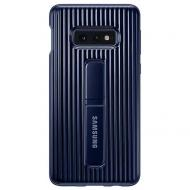 Чохол протиударний з підставкою Official Protective Standing Cover G973 EF-RG970CBEG для Samsung Galaxy S10e Blue Navy