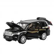 Колекційна машинка-моделька ТК Union Group Toyota Land Cruiser металева Чорний (59087)