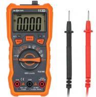 Мультиметр цифровой Richmeters 113D Оранжево-серый