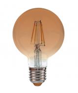 Лампа світлодіодна EGE LED Filament 4W А G80 (125)