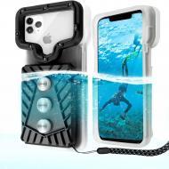 Водонепроникний чохол для телефону Vela Sport 5.0 Max до 6,8 дюймів Чорний (00465)