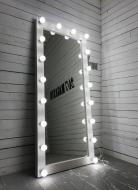 Зеркало с подсветкой Markson Venturm M605 Белый