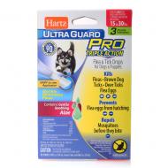 Краплі від бліх та кліщів для цуценят і собак від 7 кг до 14 кг Hartz UltraGuard Pro (H51747)