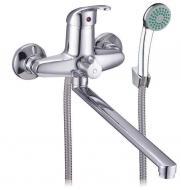 Змішувач для ванни ZERIX LUN7 048 (ZX0431)