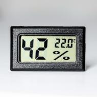 Цифровой термогигрометр ELITE Т-1 Чёрный