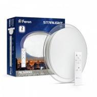 Світлодіодний світильник Feron AL5000 STARLIGHT 36W 3000-6500K Smart (00011)