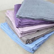 Набор махровых салфеток GM Textile 40 шт. 30х30см 5 цветов (rm400-30-40x5pc)