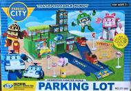 Паркінг Huada Toys ZY-661-565 2-х поверховий і 4 машинки