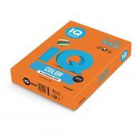 Папір офісний А4 IQ Color Intensive 500 арк Помаранчевий