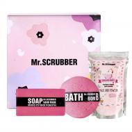 Набір Mr.Scrubber Pink Relax