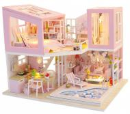 3D Румбокс CuteBee DIY DollHouse Перша любов (M915)