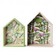 Комплект дерев'яних поличок Flora 2 шт. (30565)