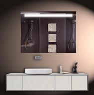 Led зеркало DecorLed с подсветкой в ванную комнату 800x600 (ZSD-037)