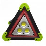 Знак аварійної зупинки акумуляторний LED 4 режими UKC LL 303 30 W