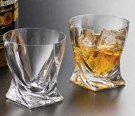 Набор стаканов для виски Bohemia Quadro 340 мл 2 шт (2K936/99A44/340/2)