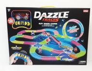 Конструктор New dazzle tracks гоночний трек з пультом керування