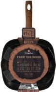 Сковорода гриль Berlinger Haus Ebony Rosewood Line 28x28 см (BH-1721)