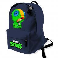 Рюкзак дитячий Leon Brawl Stars Темно-синій (9263-1015-NB)