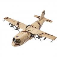 Ігровий набір ZIPP Toys військовий літак з технікою і фігурками