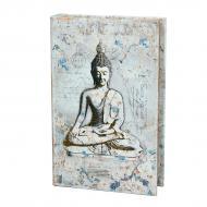 Книга тайник на ключе Будда 26×17×5 см (0001-020)