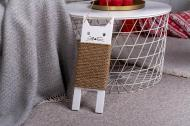 Когтеточка Pets Lounge Cat 45х15 см White