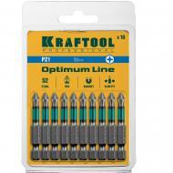 Біта Kraftool PZ1х50 мм 10 шт. (26124-1-50-10)