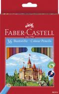 Набор цветных карандашей Faber-Castell 36 цветов (816)