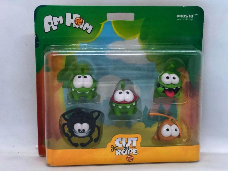 Набор игрушек Ам Ням Cut the Rope - фото 1