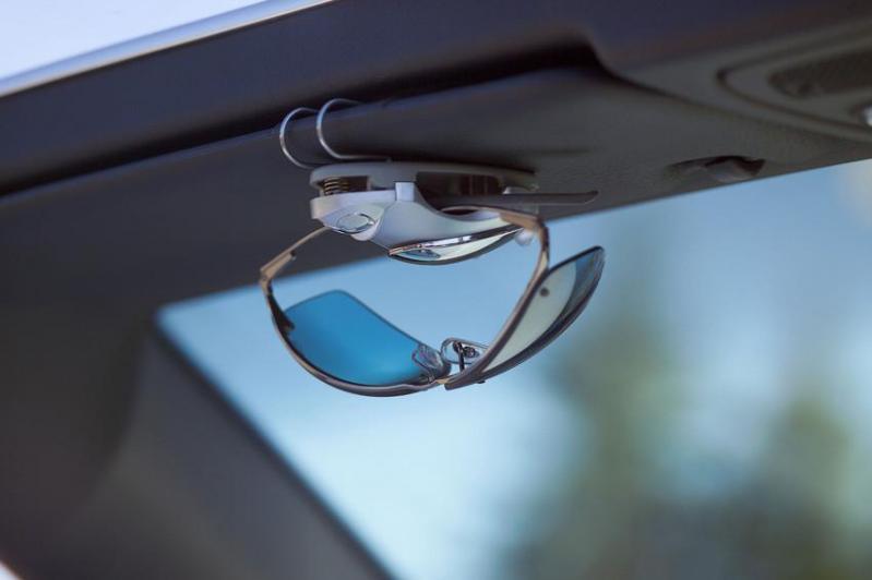Автомобільний тримач для окулярів TFA Sonnyboy Silver (1389287083) - фото 5