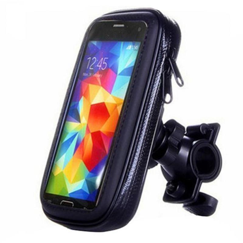 Тримач для телефону Digital Lion 55L на велосипед або мотоцикл - фото 1