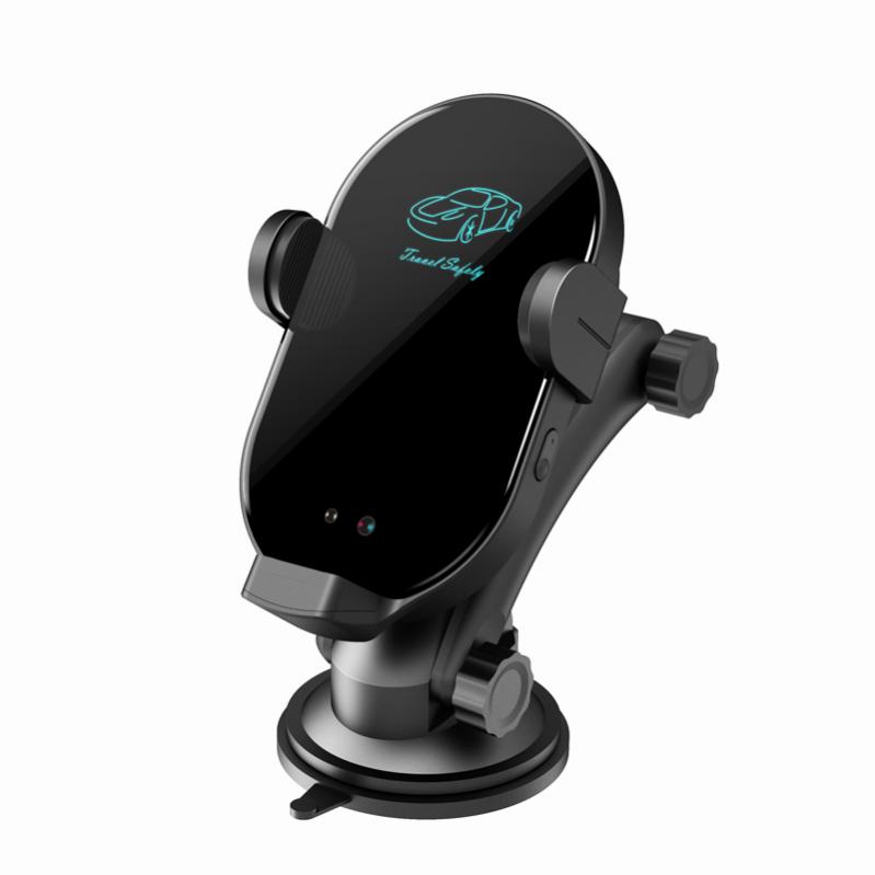 Тримач для телефону QINETIQ А1CW автомобільний з бездротовою зарядкою на 15 Вт - фото 1