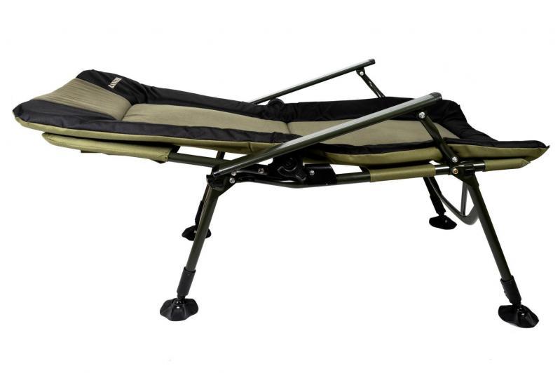 Кресло карповое раскладное для отдыха Ranger 70х97х104-115 см - фото 8
