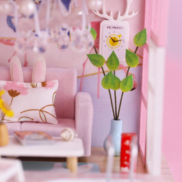 3D Румбокс CuteBee DIY DollHouse Перша любов (M915) - фото 3