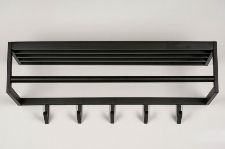 Вешалка для одежды GoodsMetall в стиле Лофт 750х300х250 ВШ79 - фото 3