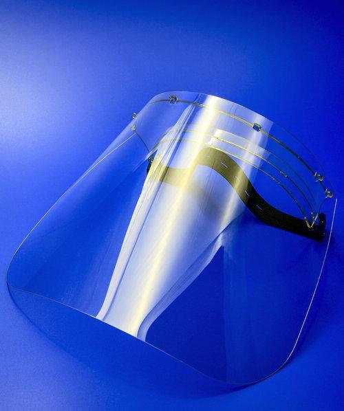 Защитный экран медицинский (ZS-08) - фото 5