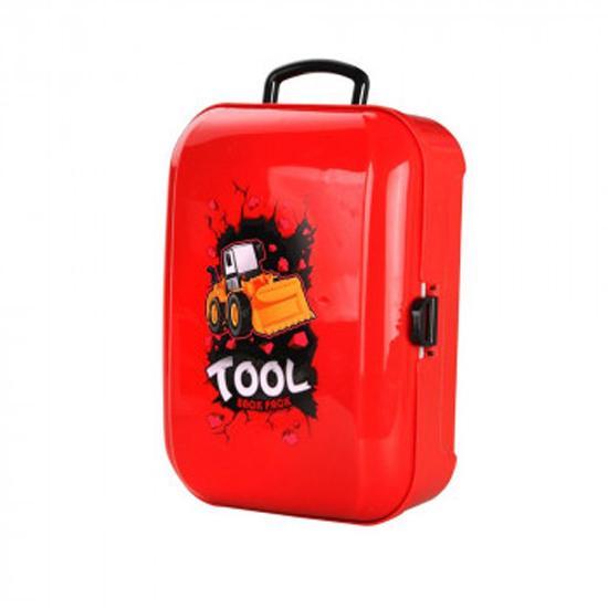 Ігровий дитячий набір інструментів Toy Tool Toy на 25 предметів в портативному рюкзаку (V152) - фото 1