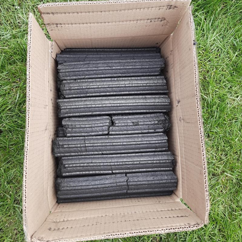 Топливные дерево-угольные брикеты для мангала и гриля Pini Kay 10 кг - фото 6