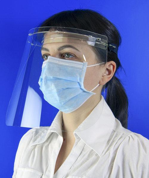Защитный экран медицинский (ZS-08) - фото 3