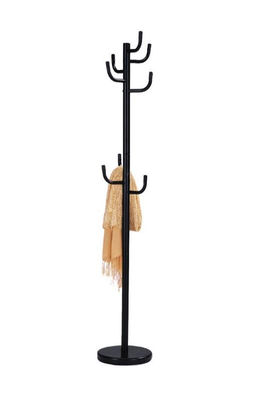 Вешалка-стойка для одежды Черный (CH-4464 BK) - фото 9