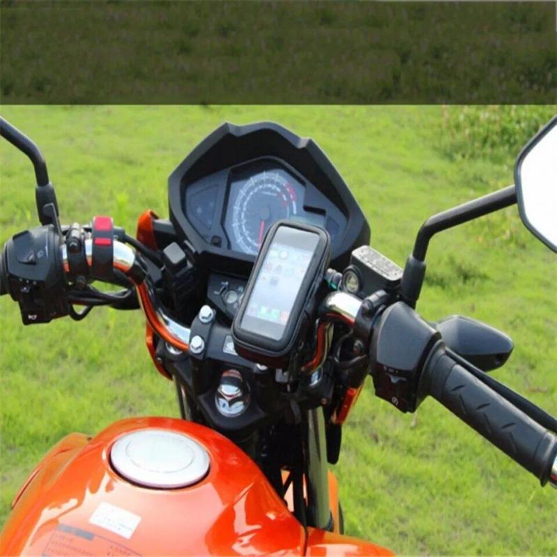 Тримач для телефону Digital Lion 55L на велосипед або мотоцикл - фото 2