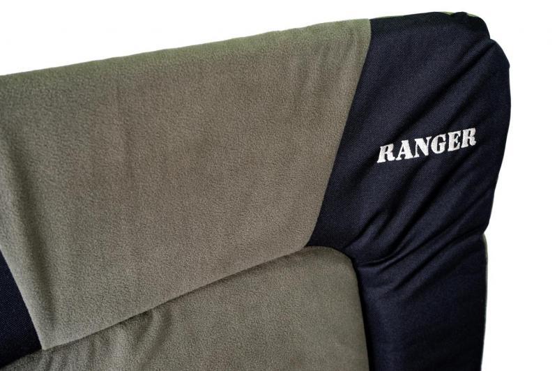 Кресло карповое раскладное для отдыха Ranger 70х97х104-115 см - фото 4