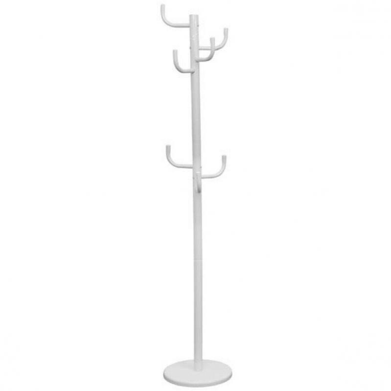 Вешалка-стойка для одежды Белый (CH-4464 BK) - фото 1