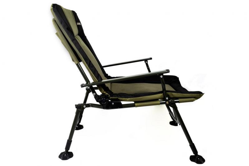 Кресло карповое раскладное для отдыха Ranger 70х97х104-115 см - фото 11