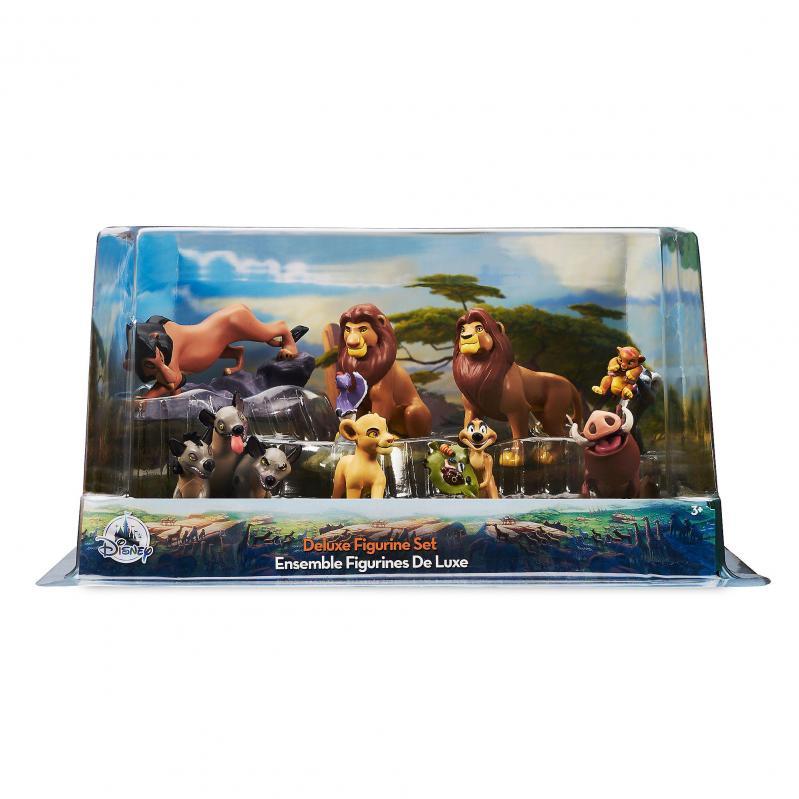 Набор фигурок Король Лев Disney 8 шт - фото 2