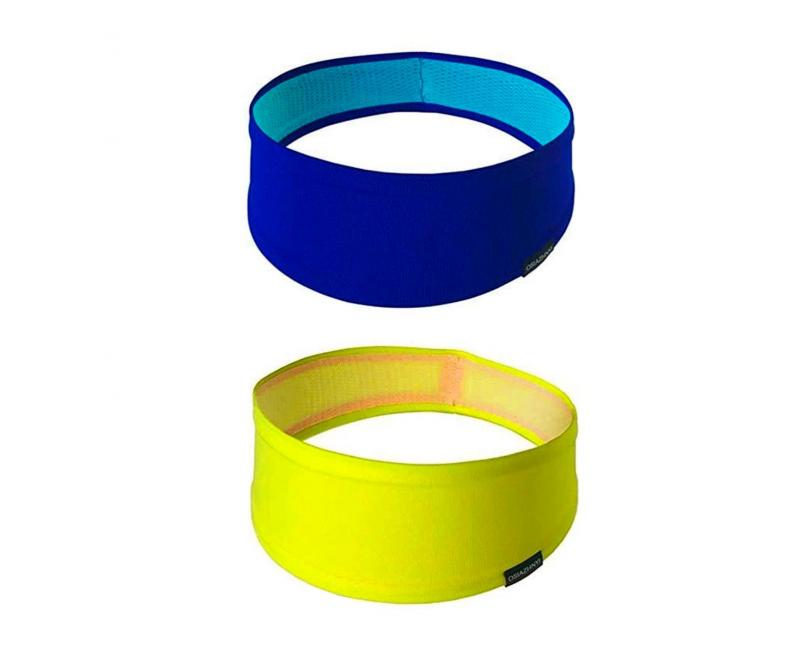 Набор спортивных повязок OSIAZHNYI 2 шт. Синий/Желтый - фото 1